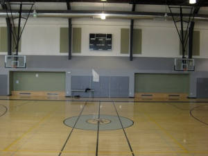 Joseph Lee Recreation Center's Basketball Court